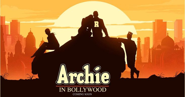 Archie Comics Are Becoming a Bollywood Movie -- The world of Archie Comics is coming to the big screen in a Bollywood movie adaptation. -- http://movieweb.com/archie-comics-bollywood-movie/