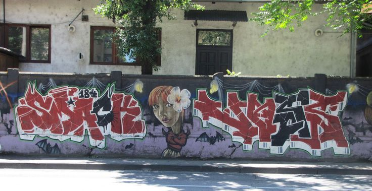 Zagreb / Bombing Graffiti. Bombing Science is the most complete online graffiti supplies store. Check our products for your next graffiti.