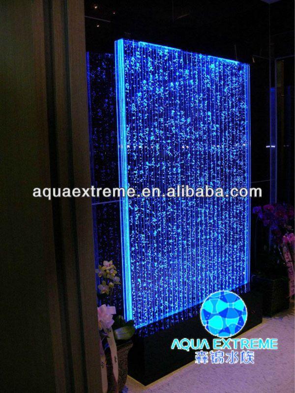 Accueil decration led mur bulle d'eau/panneau-Parois & des cloisons chambre-Id du produit:1038731367-french.alibaba.com