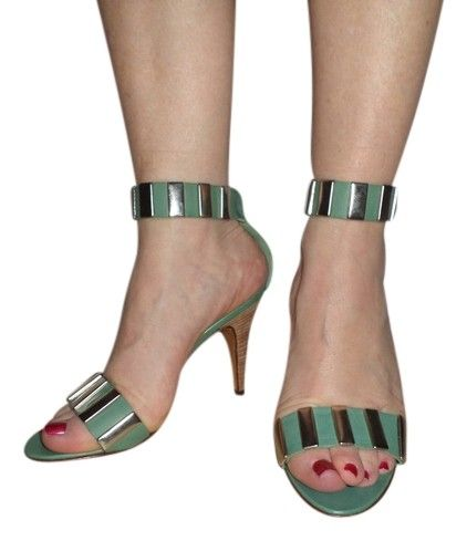 Vintage Rachel Turquoise Sandals. Get the must-have sandals of this season! These Vintage Rachel Turquoise Sandals are a top 10 member favorite on Tradesy. Save on yours before they're sold out!