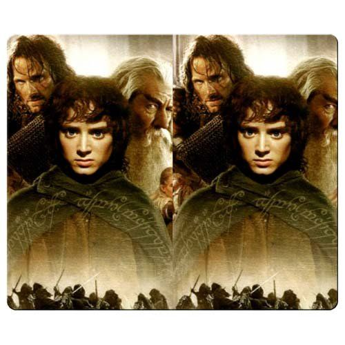 30x25cm 12x10inch gaming mousepad accurate cloth nature rubber long-lasting Stylish lord of the ring @ niftywarehouse.com