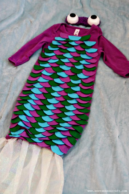 http://seevanessacraft.com/2013/10/20-crafty-days-of-halloween-diy-baby-fish-costume/