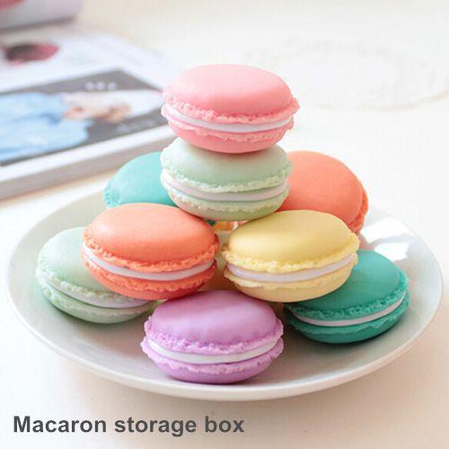 Купить товарMacaron коробка для хранения организатор для ювелирных изделий мини конфеты цвет 4 цветов в категории Коробки и лотки для храненияна AliExpress.             Описание                     Цвет: 4 цвет.         Размер: 4.5*2 см.         Функции: ящик для хранения/аксе