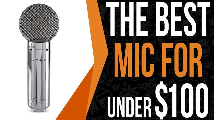 Best Microphone For Under $100  Free Recording Software (2017)  A Smart Rapper Would Press That Subscribe Button  Today I am going to show you the best home studio microphone set up that will cost you less than $100 to start recording with. That will include a microphone pop filter and a microphone stand for that. This microphone for beginners also includes a Cake Walk Sonar LE for free along with it. Here I talk about why starting out like this as a music artist is the smartest way to grow…