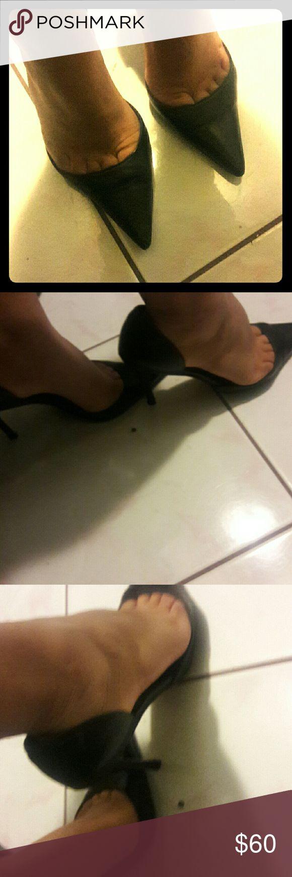 Charles David heels Black Charles David heels Charles David Shoes Heels