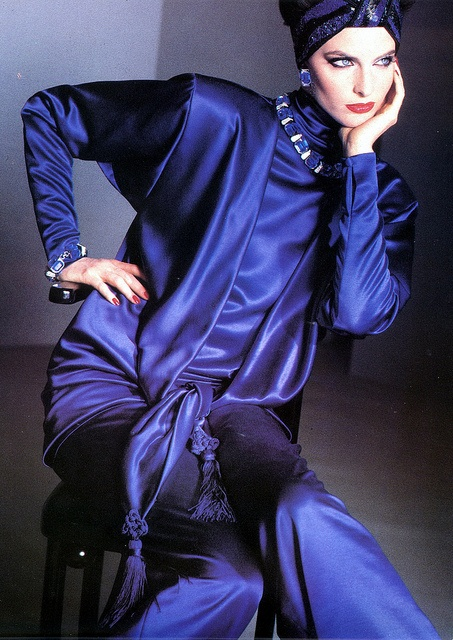 Joan Severance,   Dior Couture # by ultra-glam fashion & couture, via Flickr