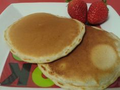 Dulce Diabetico: Pancakes integrales
