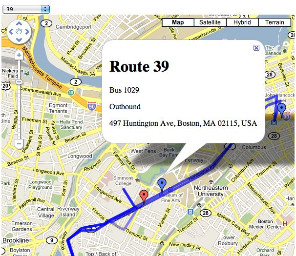 Pin by Easy Way Finder on EASYWAYFINDER Bus route