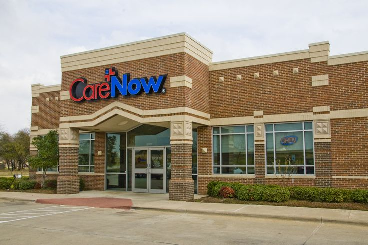 CareNow Dallas located at 9323 LBJ Freeway (635/Abrams