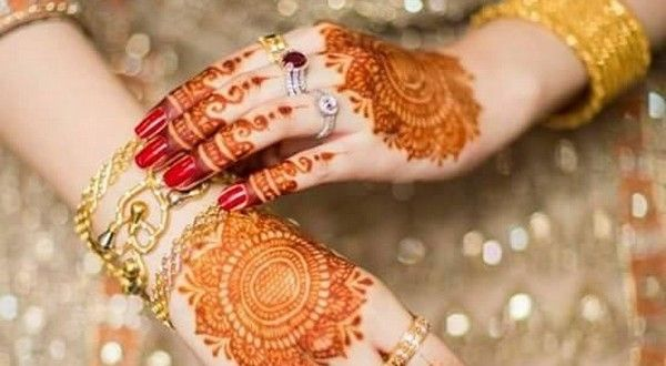 New Wedding Bridal Mehndi 2016 Designs For Hands