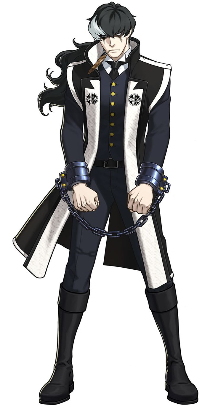 Phoenix Wright: Ace Attorney Dual Destinies - Simon Blackquill