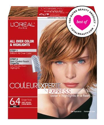 13 Best Hair Color Products For Stunning Strands At Home Hair Color Loreal Hair Color Colored Highlights