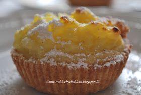 Questo dolcino tipico toscano è uno dei miei preferiti. Buonissima la monoporzione, ma altrettanto buona è la torta. La ricetta appa...