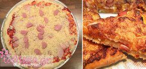 Η καλύτερη σπιτική ζύμη για πίτσα!   Φτιάξτο μόνος σου - Κατασκευές DIY - Do it yourself