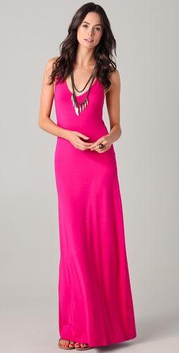 feel the piece maxi dress