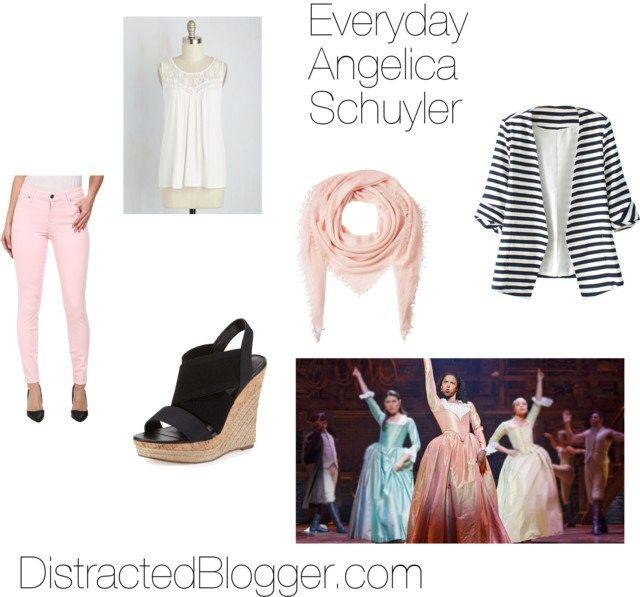 Everyday Angelica Schuyler
