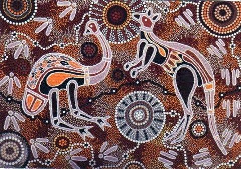 http://bizwoman.biz/style/australia_ornament.html Об орнаментах Австралии