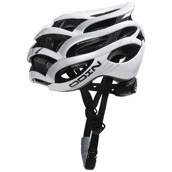 """Great helmet with unique style. Fits great and also feels great, well ventilated."" $129.95 Orbea Odin Cycling Helmet #Biking"