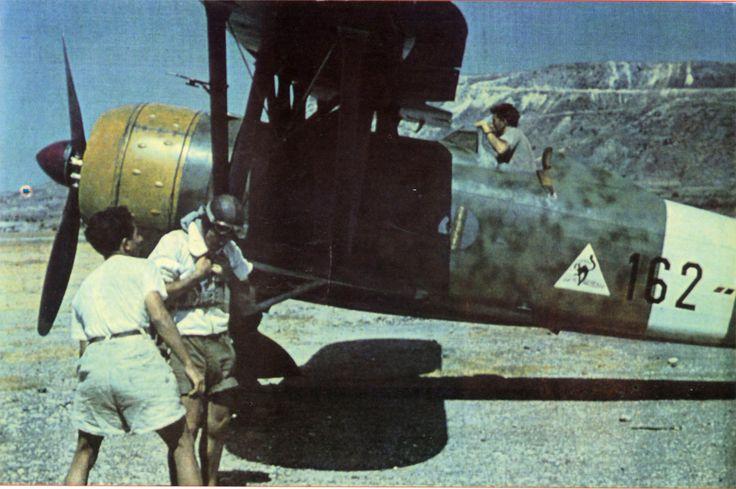 Fiat CR-42-Falco 161G162aSA Rodi Marizza 162 6 Aegean 1941-03
