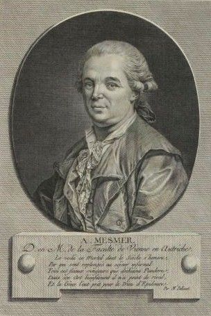 """TIL the word """"mesmerize"""" comes from the name of a German physician and hypnotist named Franz Mesmer who developed the theory of animal magnetism and used it as a healing practice."""
