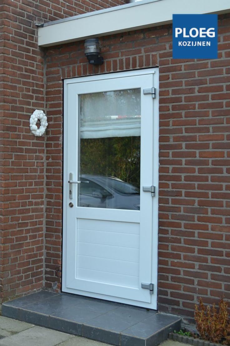 Ploeg kozijnen achterdeur wit in 2020 Openslaande deuren