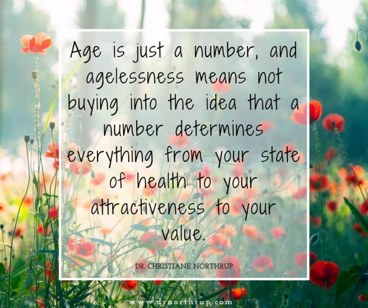 Will You Deteriorate With Age Or Grow Old With Gusto? by @drchrisnorthrup via @healyourlife