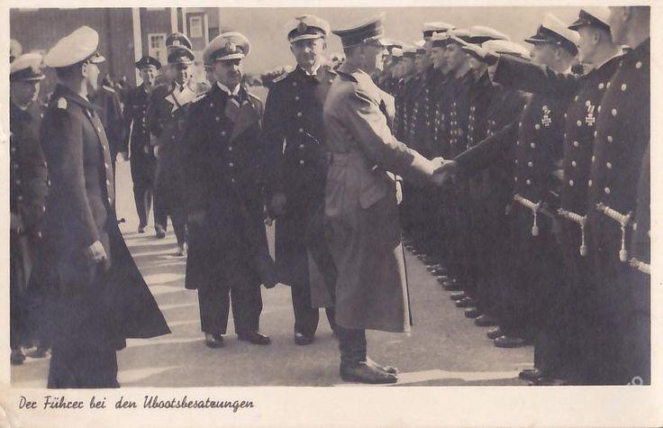 A.Hitler a K.Dönitz