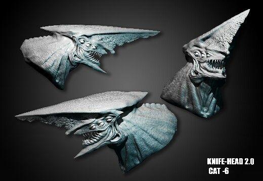 ZBrush Kaiju Concept