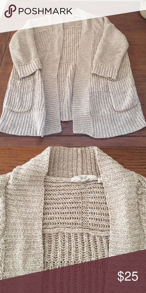 Lucky Brand outlet Sweater Comfortable sweater from Lucky Brand outlet. No stains. Lucky Brand Sweaters Cardigans