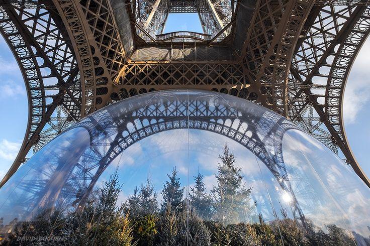 Under the Eiffel tower by David Duchens on 500px