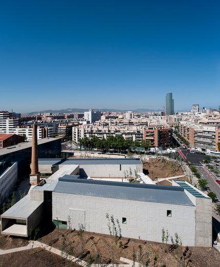 CAN FRAMIS Museum / Jordi Badia © Fernando Guerra – ArchDaily