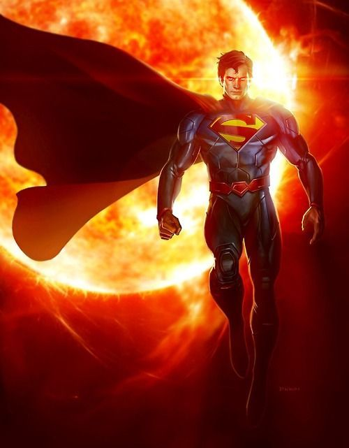 11 Superman Pictures to Nerd Out On Check more at http://8bitnerds.com/11-superman-pictures-to-nerd-out-on/
