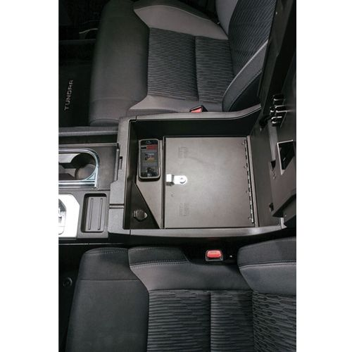 Tuffy Toyota Tundra 2014-Current Security Console Insert. Available at - www.PureTundra.com