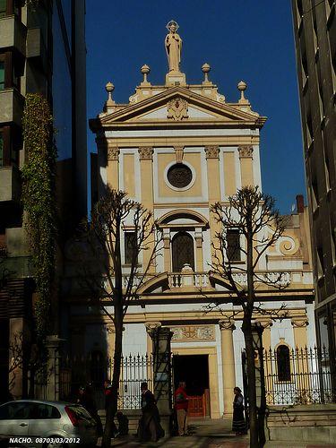 Iglesia de las Esclavas del Sagrado Corazón