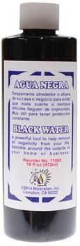 8oz Black Water