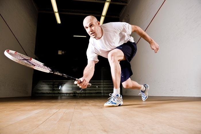 Adrian Hansen - SA Squash Player