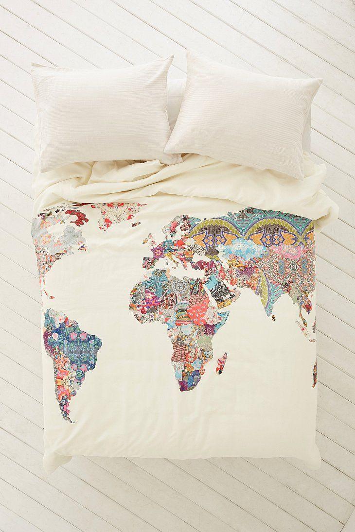 Bianca Green For DENY Louis Armstrong Told Us So Duvet Cover - Urban Outfitters #UOonCampus #UOContest