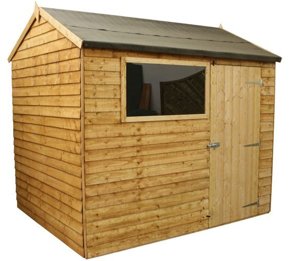 winchester x overlap reverse apex shed next day delivery winchester x overlap reverse apex shed - Garden Sheds Quick Delivery