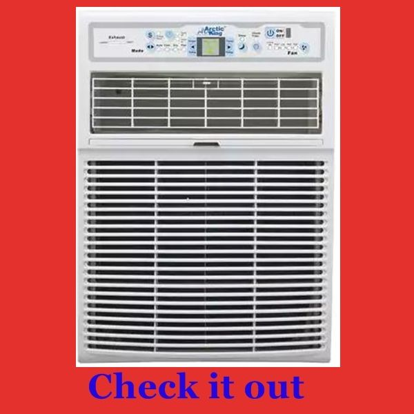 Choosing The Best Air Conditioner For Vertical Narrow Casement Or