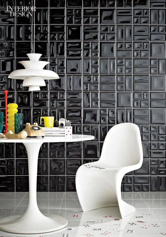 700 Best Images About Contemporary Use Of Tiles On