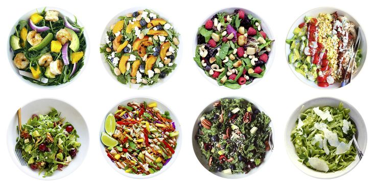 50 Summer Salads You'll Actually Enjoy Eating  - ELLE.com