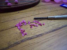 Thumbnail hydrangeas how to make miniature hydrangeas using a paper punch and a mini philips head screw driver to form the petals
