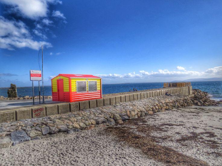 Salthill promenade, Co. Galway, Ireland