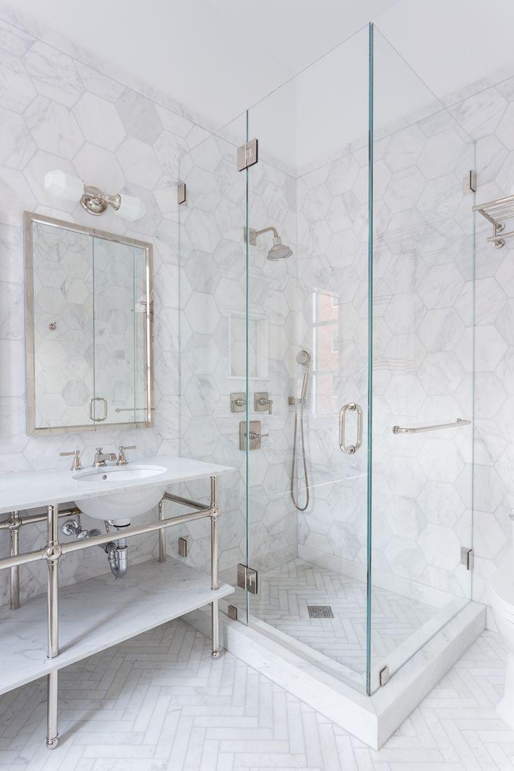 Best 25+ Herringbone marble floor ideas on Pinterest ...