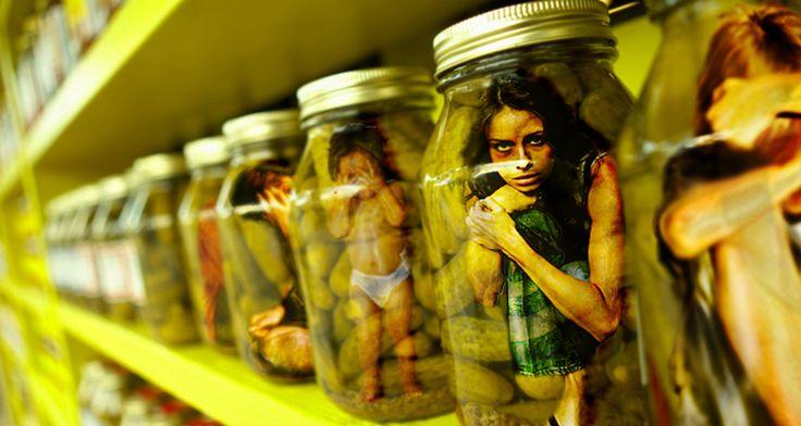 Persoanele traficate pierd TOTUL! Implica-te! - www.eliberare.com