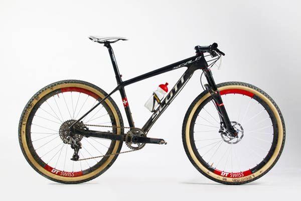 La Scott Scale RC 650B de Nino Schurter, campeón del mundo en XC y medalla de plata olímpica en Londres 2012 | TodoMountainBike