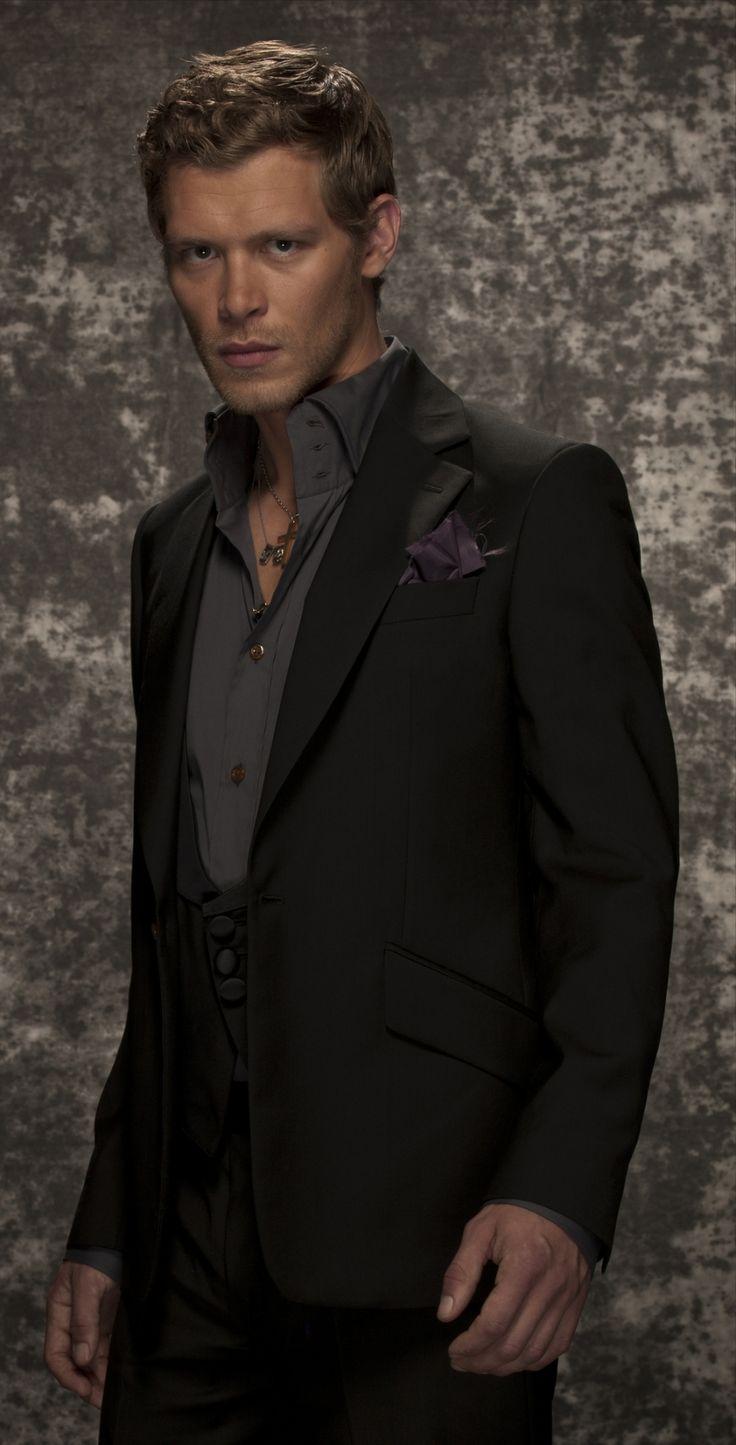 Joseph-Morgan Vampire Diaries