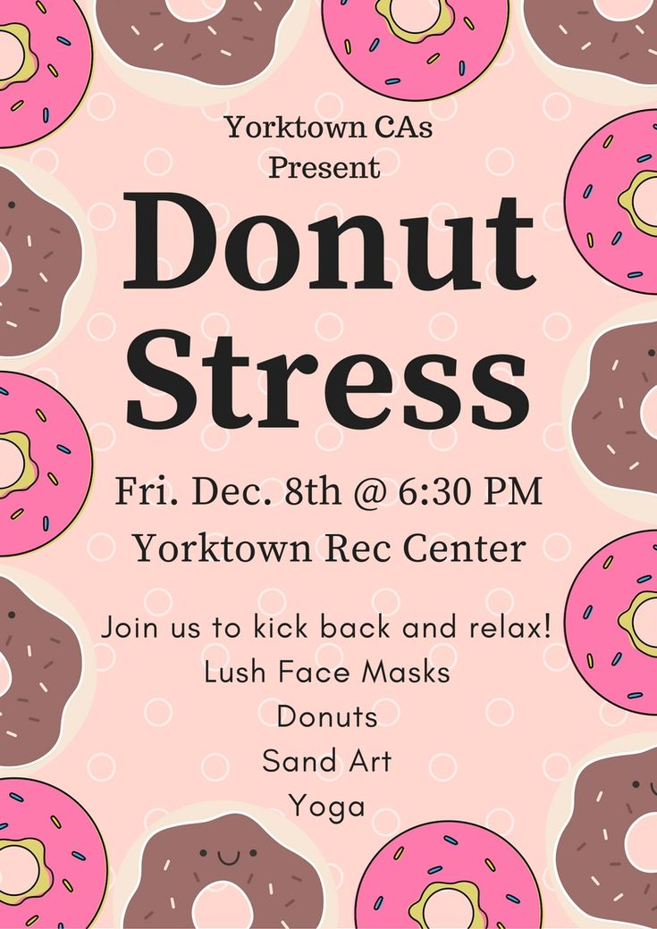 Twas the Friday before finals...  Sit back, relax, and take a study break! You know you deserve one.