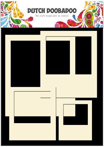 470.715.310 Dutch Card Art Polaroid 4delig
