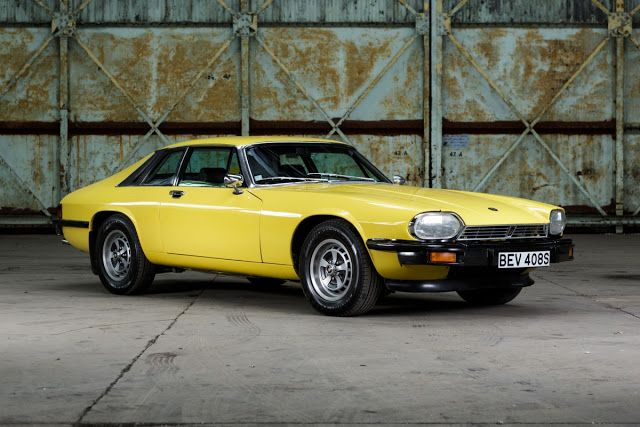 1977 Jaguar XJS V12 Manual for sale at Pendine Historic Cars for GBP 23000   197…